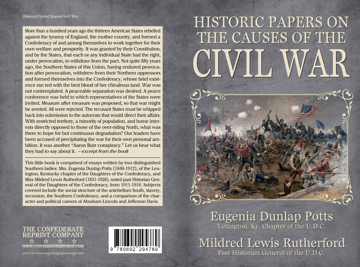 essays on the causes of the civil war Free civil war papers, essays,  powerful essays: causes of the civil war - a major conflict in the united states' history is the american civil war.