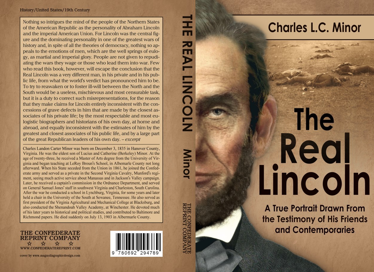 the real lincoln The real lincoln the biography the real lincoln by thomas dilorenzo gives readers a whole new perspective about lincoln that they never had before his meticulous research, passionate imagery, and skillful writing techniques, all are able to bring knowledge to the reader's minds about our sixteenth president that we were never aware of before.