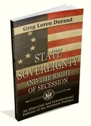 State Sovereignty and the Right of Secession